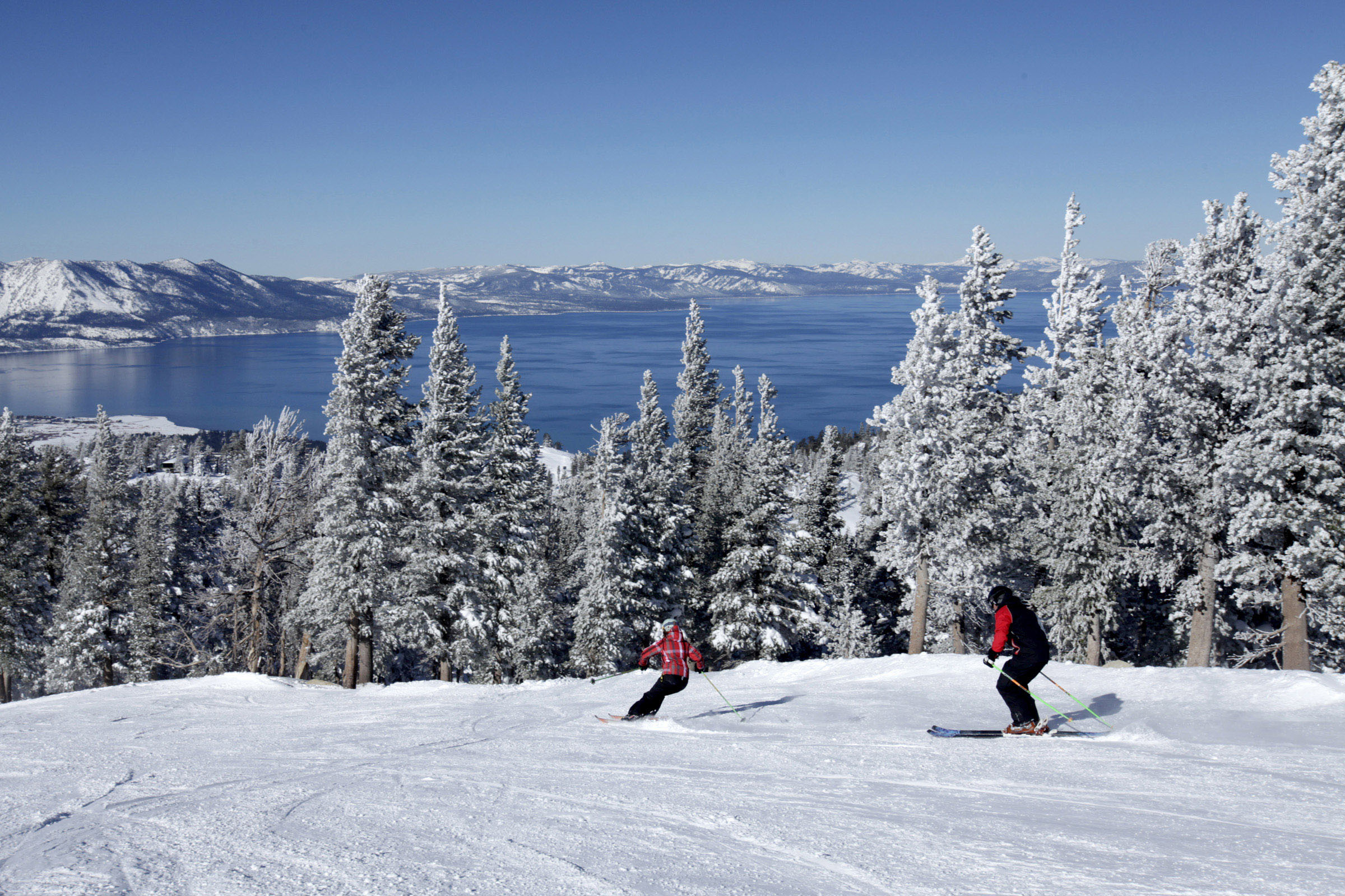 Ski Resorts With Most Snow
