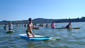 ### For more information: OnBoard SUP Yoga, onboardsup.com, leigh@onboardsup.com SUP Shack, supshacksantacruz.com, (831) 464-7467 Covewater Paddle Surf, covewatersup.com, (831) 600-7230