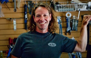 Greg Long of Downieville Outfitters.