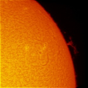 Researchers are exploring the feasibility of utilizing solar geo-engineering to reflect some of the sun's heat back into space before it can reach the Earth and further contribute to the greenhouse effect that is causing our climate to warm. Photo: Sergei Golyshev