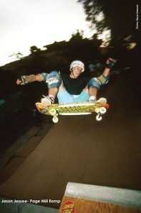 Jason Jessee, Los Altos, CA 1987