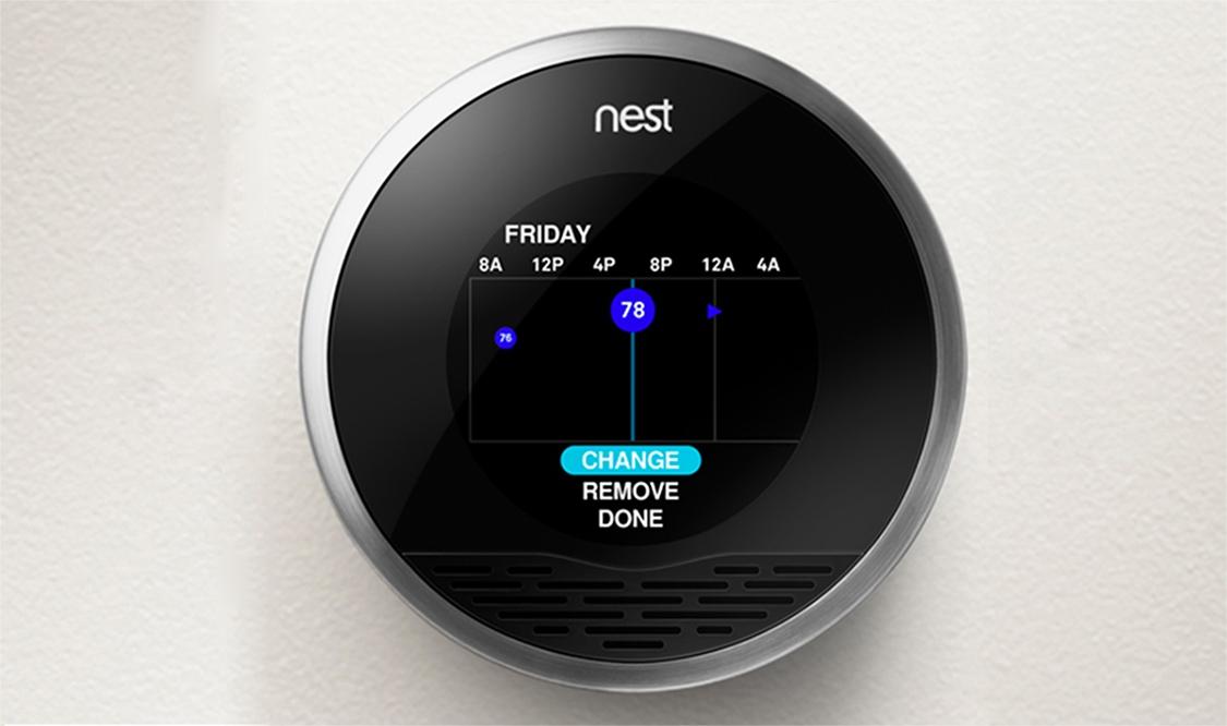 smart thermostats adventure sports journal. Black Bedroom Furniture Sets. Home Design Ideas