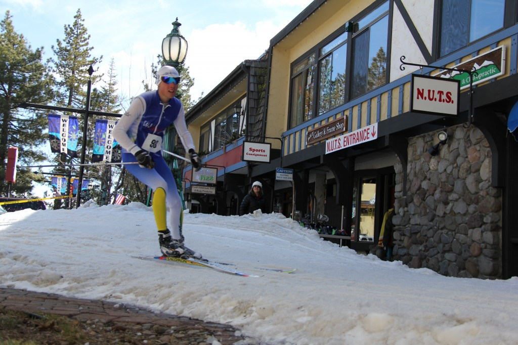 Photo courtesy of Tahoe Cross-Country Ski Area