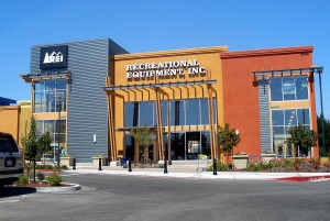 REI, Mountain View.