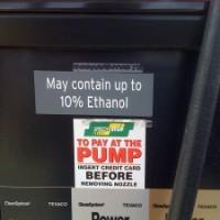 Ethanol's Unrealized Promise