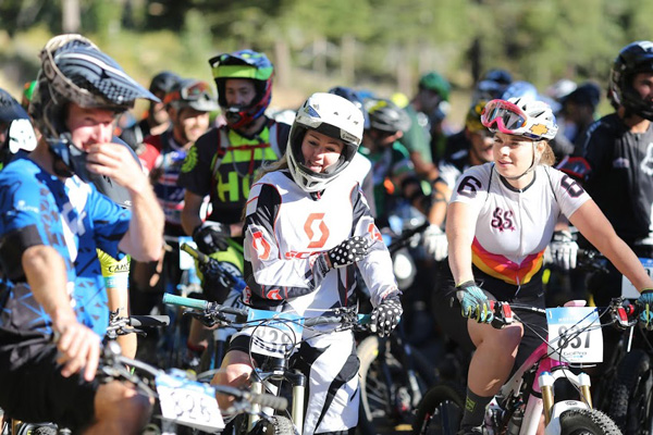 The camaraderie inherent in the sport is what makes enduro racing so popular with mountain bikers.