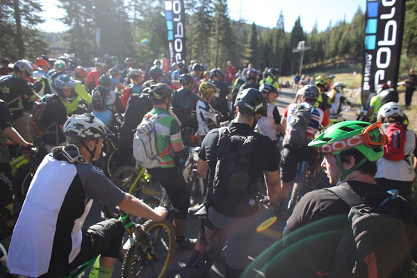 The Northstar Livewire Classic Enduro drew over 230 racers.
