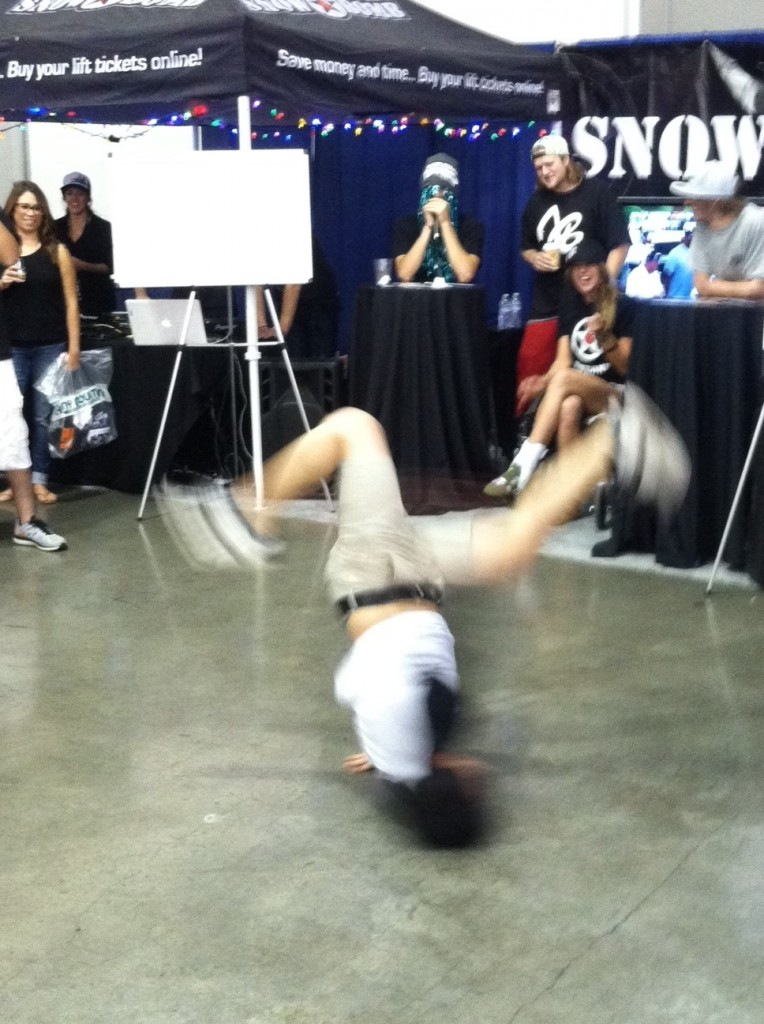 Break Dance Contest