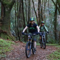 MTB rules for rainy season riding