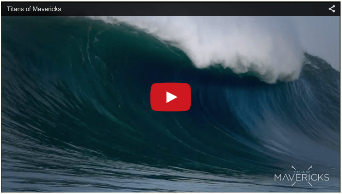 VIDEO: Mavericks contest window opens