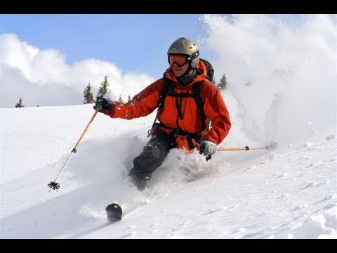 Learn the Telemark Turn