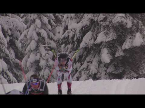 Nordic Ski Racing and Stunts