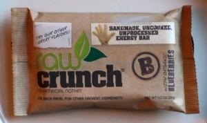 Raw Crunch Bars
