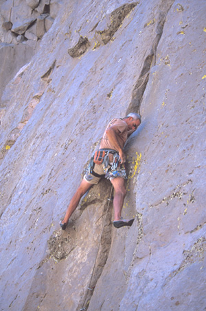 Crucial Beta: The Climber's Guidebook