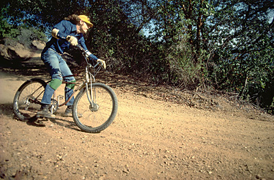 Cruisers, Clunkers and the Origins of the Off-Road Bike