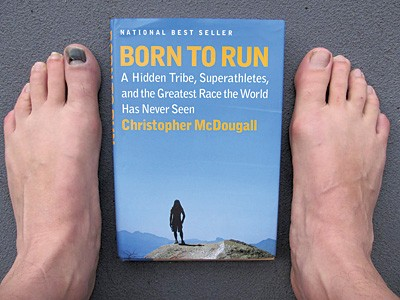 Ramblings of a Beer Runner: Tripping over the Barefoot  Running Phenomenon