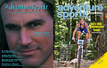 10 years of Adventure Sports Journal