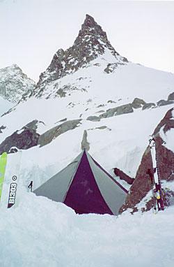 Technique Clinic: Winter Camping