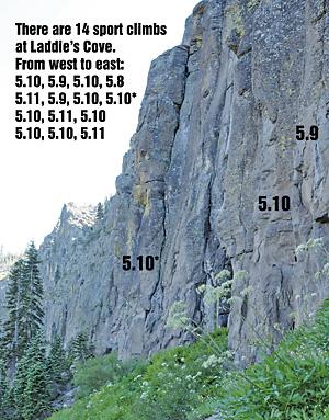 Fresh Rock In North Tahoe