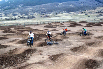 Pumpin': An Introduction to the World of Pump Tracks