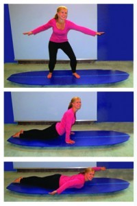 Learn-to-Surf Program Starts with Indoor Training
