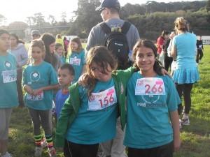 Mini Mermaid Club Teaches Young Girls to Run