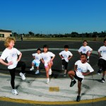 JUST RUN® PROVIDES FITNESS SOLUTION TO CASH STRAPPED SCHOOLS