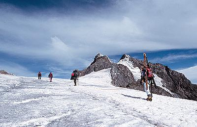 To Uganda With Skis