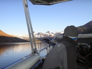 A Skier's Wet Dream: Boat-in Access near Yosemite