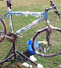 Technique Clinic: Winter Mountain Bike Maintenance