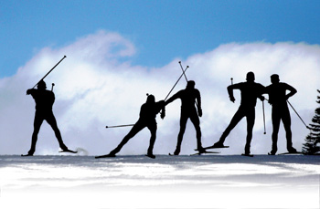 A Day at the Skinny Ski Races