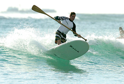 Behind the Swell of Stand-Up Paddling
