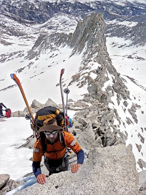 The Otto Route — An Audacious Variation of a Trans-Sierra Ski Classic