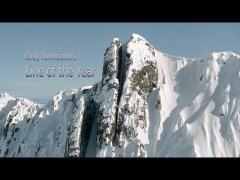 Video: Cody Townsend sends awe-inspiring big mountain ski line
