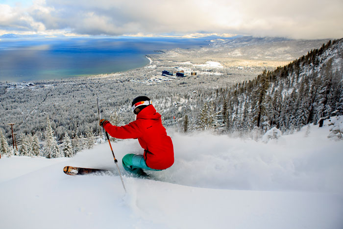 Photo courtesy Heavenly Lake Tahoe.