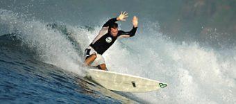 """Surfing El Salvador's """"Wild East"""""""