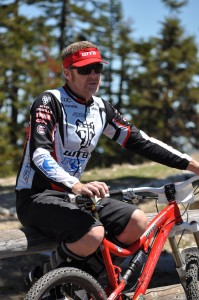 Racing Blind: How One Person is Changing What's Possible on a Mountain Bike