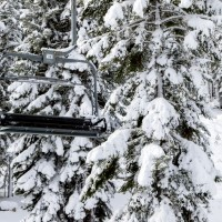 Massive snowfall turns Northstar into a Winter Wonderland