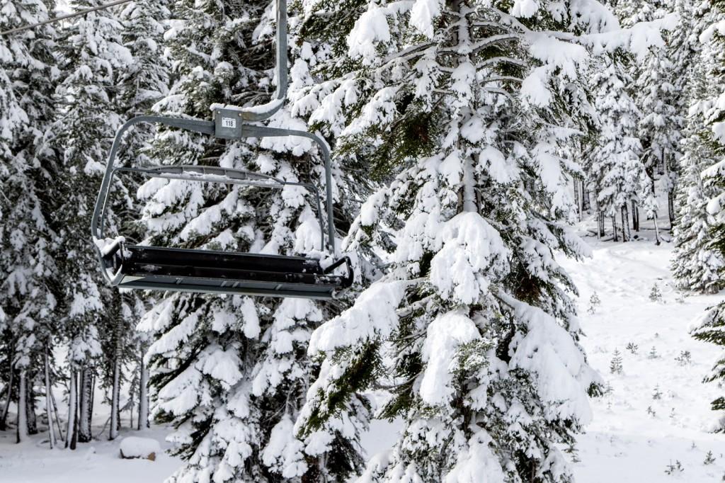 Massive snowfall turns Northstar into a Winter Wonderland