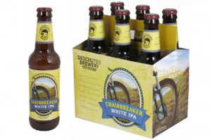 A Beer Worth Earning: Chain Breaker White IPA