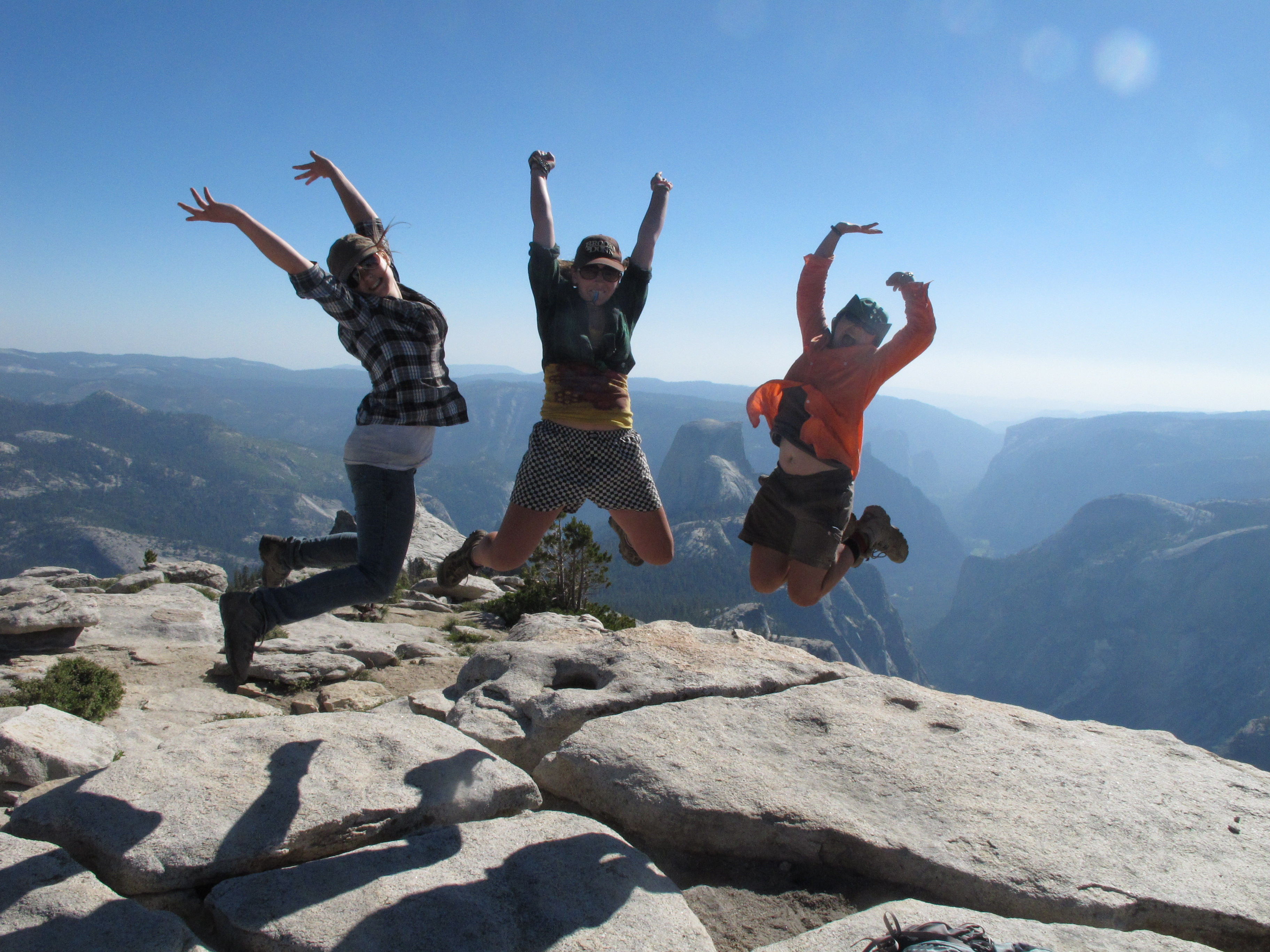 American River Conservancy takes teens to new heights