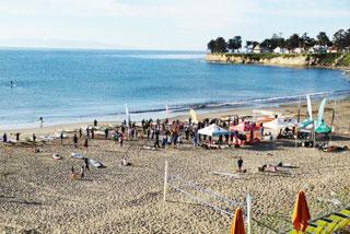 Santa Cruz Paddlefest 2015.