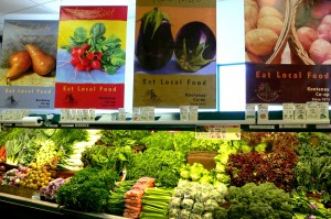 Locally-Grown Food