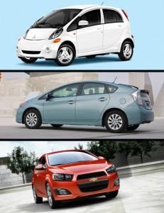 Most Fuel-Efficient: Hybrid vs. Electric Cars