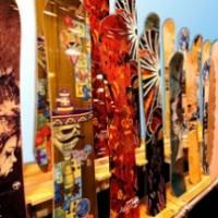 Enviro-Friendly Skis
