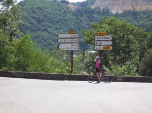 Heidi's Climb: In the Alps, life metaphors roll easier than the miles for a cancer fighter striving to live in the moment