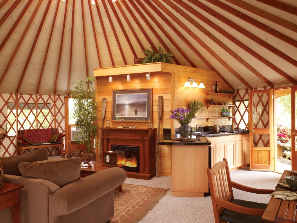 Glamping with pacific yurts adventure sports journal for Home designer suite 2014 review