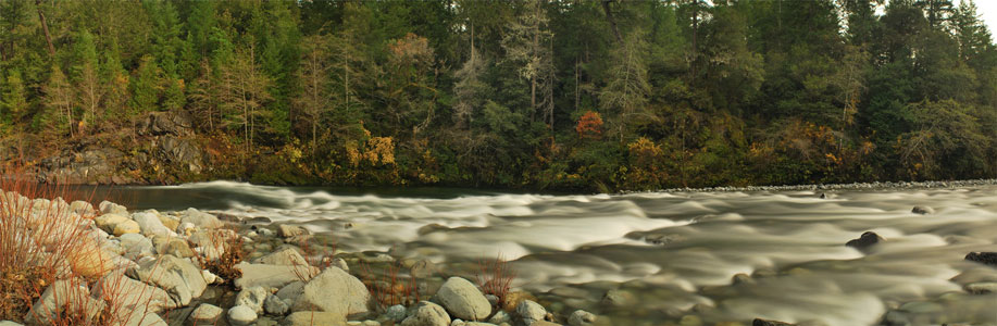 Backroad Diversions: Highway 199 along the Smith River