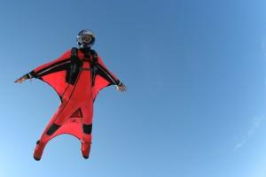 """A Life in Flight: Wingsuit Pioneer Loci Jean-Albert, """"The Flying Dude"""""""