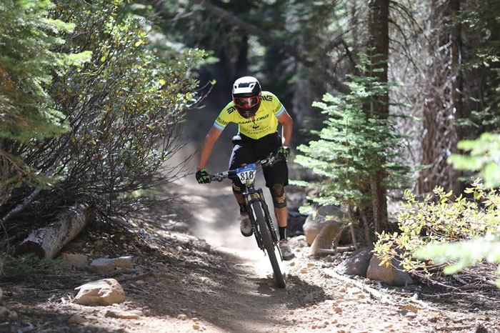 CES 2014 series champ Ryan Chandler on the Northstar Livewire Classic course in 2014. Photo by Bogdan Marian.